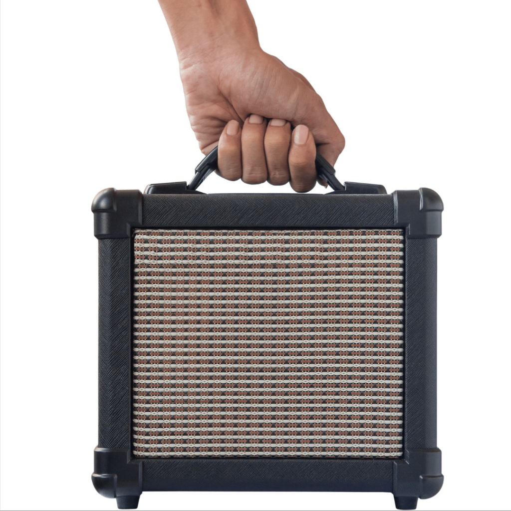 portable amp for guitar