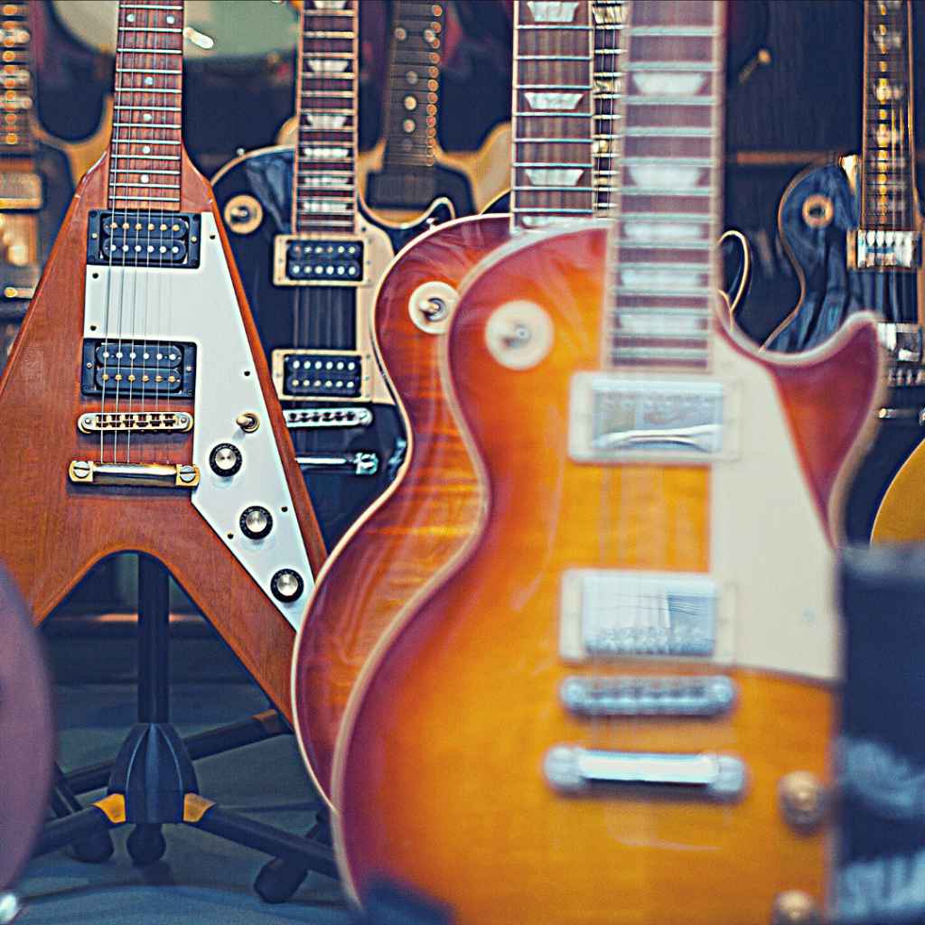 Guitars Under 1000